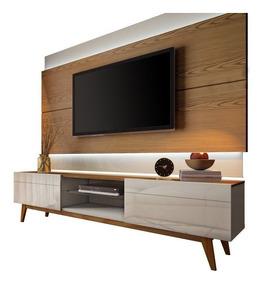 Estante Home Theater Classic Rack Bancada Tv Painel Promoção