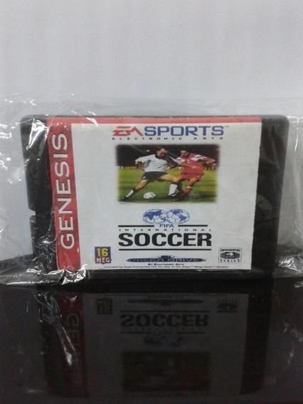 Fifa International Soccer - Genesis - Paralela