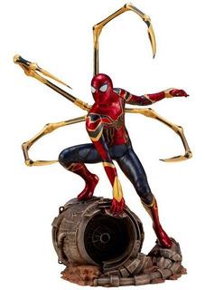 Spiderman Infinity War Figura Colecionable Escala 1/10 28 Cm