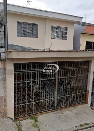 Imagem 1 de 1 de Sobrado Com 3 Dormitórios À Venda, 186 M² Por R$ 700.000,00 - Vila Formosa - São Paulo/sp - So0450
