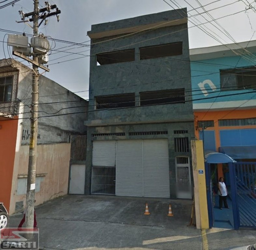 Galpão /  Salão  E Escritórios - Vila Sabrina  - Vago ! - St18855