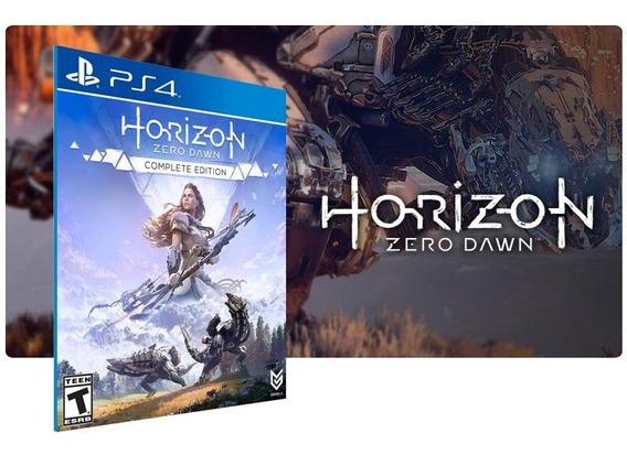 Horizon Zero Dawn Original 2 Ps4