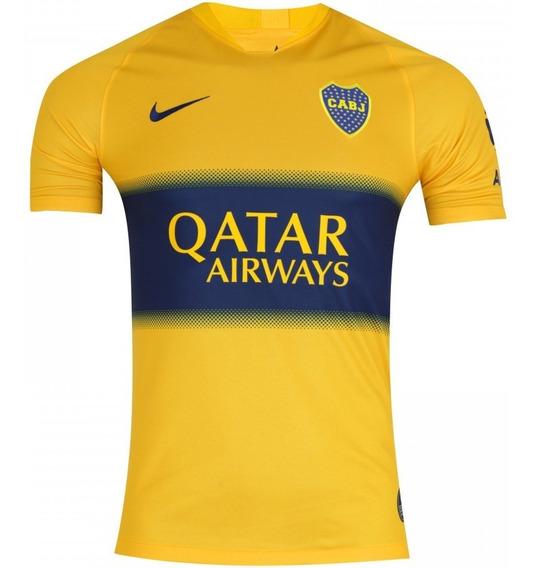 Camisa Boca Juniors I I - Original - 2019/20 - Frete Grátis