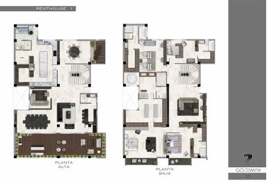 Goldsmith 222 Pent House 1
