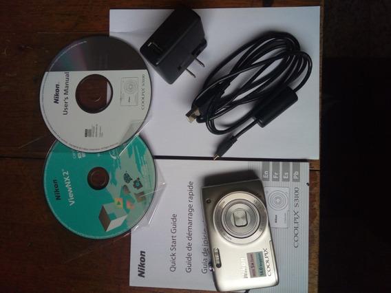 Camera Digital Coolpix S3100