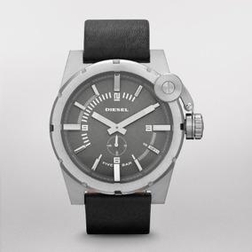 3f900d6280bf Reloj Diesel Correa De Cuero - Relojes en Mercado Libre Chile