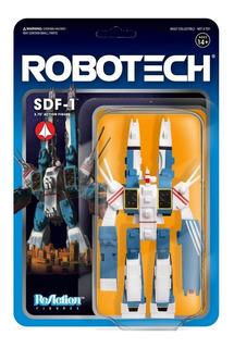 Super 7 Robotech Reaction Figure - Sdf-1