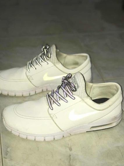 Zapatillas Nike Janoski Max Edición Limitada, Reflectivas