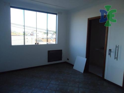 Sala Para Alugar, 25 M² Por R$ 800,00/mês - Centro - Jacareí/sp - Sa0038