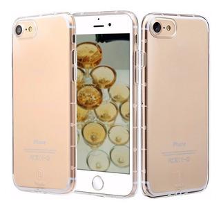 Capa Anti Impacto Para iPhone 7 Baseus Super Slim + Frete