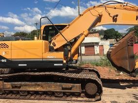 Escavadeira Hyundai R220lc-9s - 2014