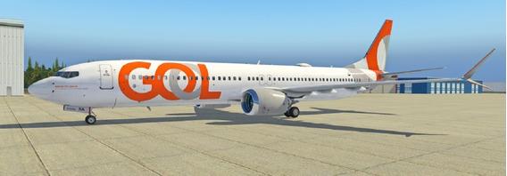 X-plane11 737-max 10 Zibomod