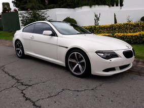 Bmw Serie 6 4.8 650cia Coupe At 2008