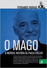 Livro - O Mago A Incrível História De Paulo Coelho