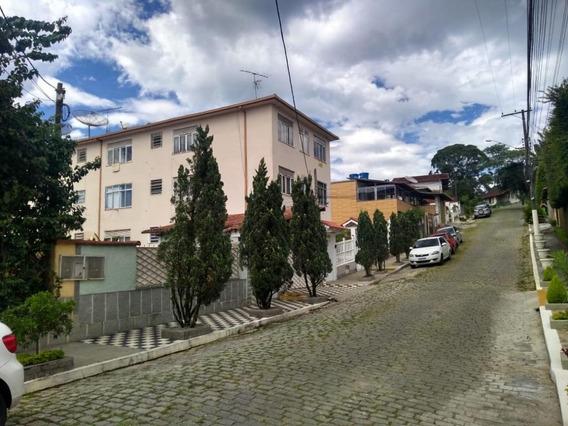 Apartamento Em Jardim Cascata, Teresópolis/rj De 76m² 3 Quartos À Venda Por R$ 300.000,00 - Ap229622