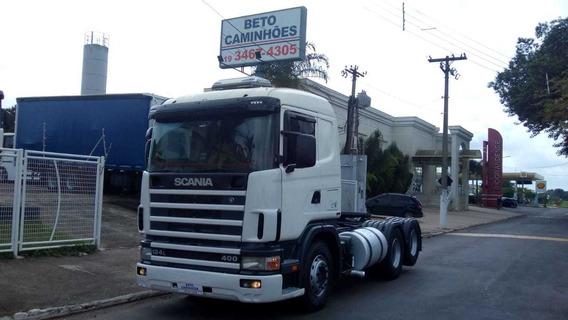 Scania 124 400 Ar Condicionado