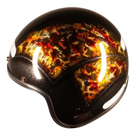 Capacete Urban Helmets Ed. Unica Celio Dobrucki Anos70
