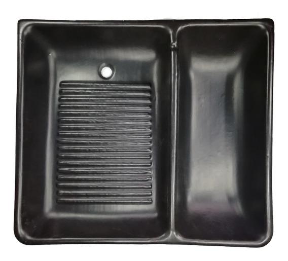 Lavadero De Plastico Con Pileta Derecha (polietileno) 67x77x15 Cm Resistente Envio Gratis