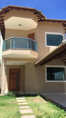 Casa Em Condomínio Fechado Na Gloria - 4 Quartos - Ca0081