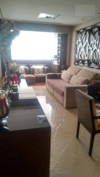 Apartamento Com 3 Dormitórios Para Alugar, 86 M² Por R$ 2.500/mês - Vila Rosália - Guarulhos/sp - Ap0211