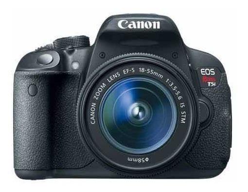 Canon Eos Rebel T5i + Diversos Acessórios