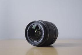 Canon T3 Com Lentes 18-55 E Bolsa Na Caixa