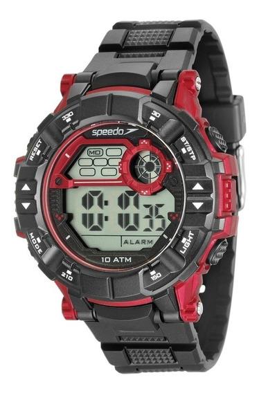 Relógio Masculino Speedo Esportivo 80628g0evnp2 Preto