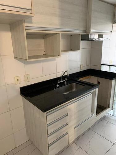 Apartamento Em Vila Virgínia, Itaquaquecetuba/sp De 73m² 3 Quartos À Venda Por R$ 210.000,00 - Ap892463