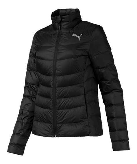 Campera Puma Negra Pwrwarm Packlite 600 Down 58004401
