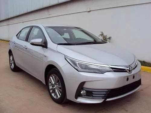 Toyota Corolla Xei 2.0 Automatico 2019