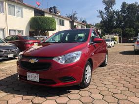 Chevrolet Aveo 2018 Automatico Nueva Linea Solo 3km Impecabl