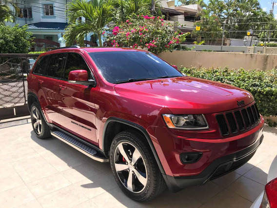 Jeep Grand Cherokee Limited Inicial 350