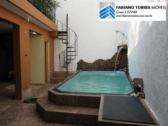 Sobrado Para Venda Em São Bernardo Do Campo, Rudge Ramos, 4 Dormitórios, 1 Suíte, 3 Banheiros, 1 Vaga - 1552_2-607048