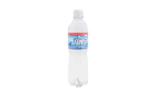 Agua Eco De Los Andes Con Gas X 500ml