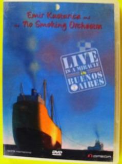 Dvd Emir Kusturica And The No Smoking Orchestra Musicanoba