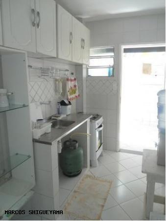 Village Para Venda Em Salvador, Praia Do Flamengo, 3 Suítes, 2 Banheiros, 1 Vaga - Vg2132