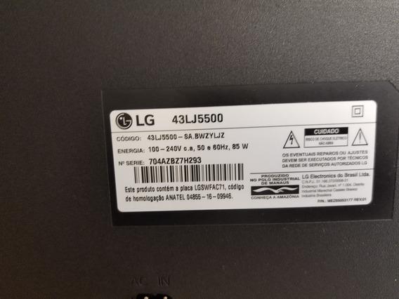 Tv LG 43lj5500
