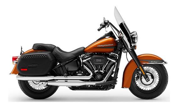 Harley-davidson Heritage Classic 2020, Juguetiada!