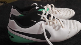 Chuteiras Nike E adidas (são 3 Chuteiras 2 Nike E Uma adidas