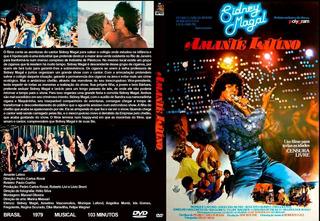 Filme Amante Latino 1979 - Sidney Magal (dvd Nacional)
