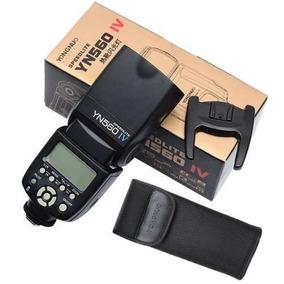Flash Yongnuo Speedlite Yn560 4 Iv Canon Nikon Sony Pentax