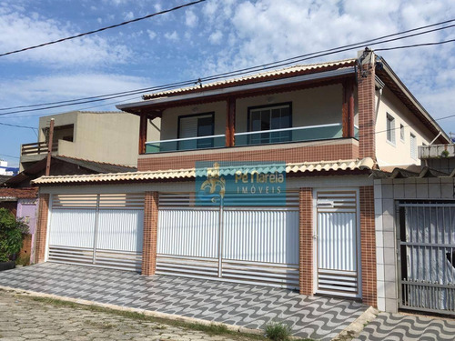 Casa Com 2 Dormitórios À Venda, 39 M² Por R$ 240.000 - R2f126c -canto Do Forte - Praia Grande/sp - Ca0121