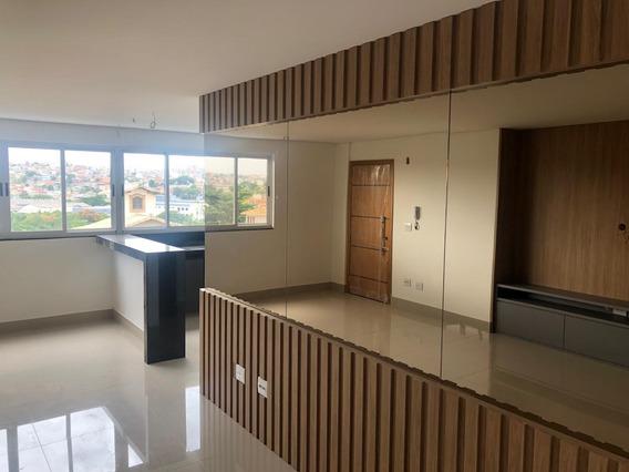 Apartamento Com 3 Quartos Para Comprar No Barreiro Em Belo Horizonte/mg - 5612