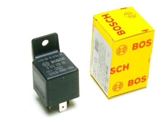 Relevador Relay Con Soporte 4 Patas 12 V Bosch 332019110