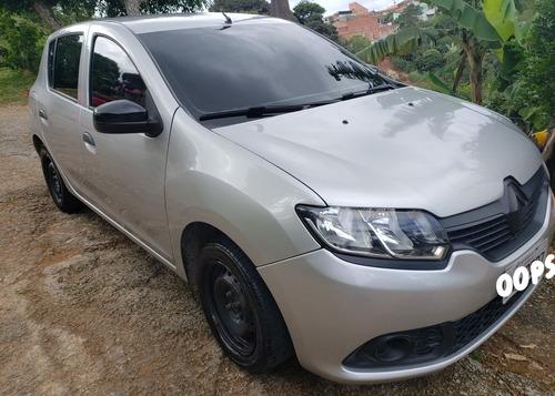 Renault Sandero 2015 1.0 16v Authentique Hi-flex 5p