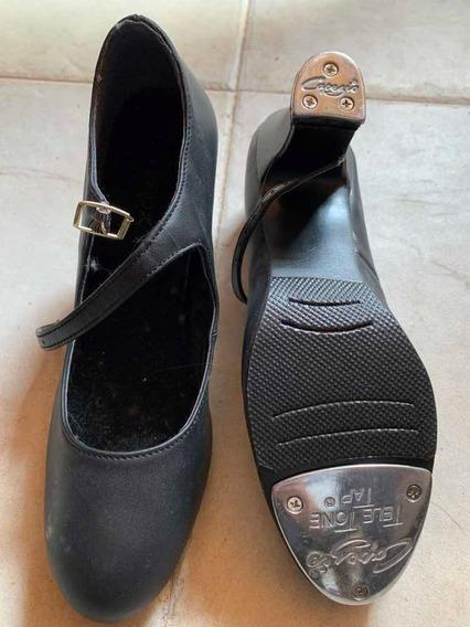 Zapatos De Tap Capezio 38