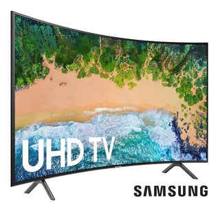 Samsung Tv Curvo 55 Uhd 4k 2019 Serie 7300 Nuevos Sellados