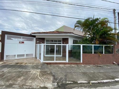 Linda Casa Residencial / Comercial Matinhos Centro - 2180ip-1