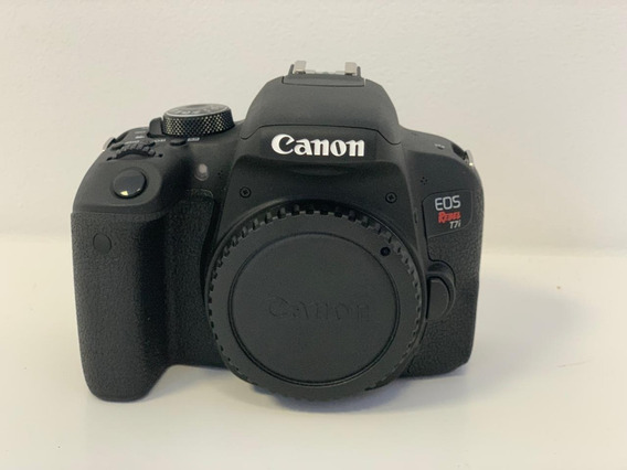 Canon Eos Rebel T7i Nova