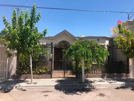Casa En Delicias Con Excelentes Acabados Y Equipada